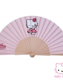 ABANICO VENTOL* -HELLO KITTY-*