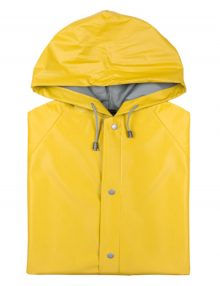 IMPERMEABLE HINBOW AMARILLO