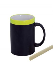 TAZA COLORFUL AMARILLO